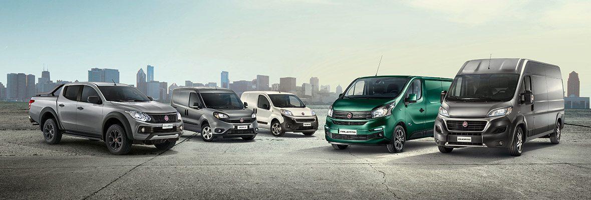 Fiat Professional, cel mai bun producator de autovehicule comerciale destinate flotelor