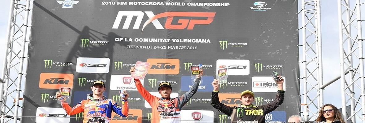 Tony Cairoli victorios în Spania pe nisipul roșu din Castellón