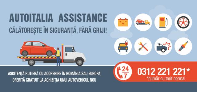 Auto Italia Assistance